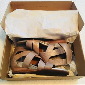 37b17589a7 Sofft Shoes | Rosaria Gladiator Sandals | Poshmark